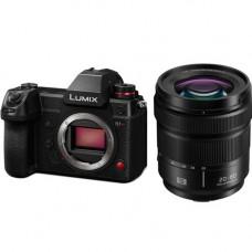 Цифровая Фотокамера Panasonic LUMIX S1H DC-S1H Kit 20-60mm  (DC-S1HKEE-K)