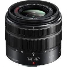 Объектив Panasonic Lumix G Vario 14-42 мм f / 3,5-5,6 II, АСФЕРИЧЕСКИЙ.