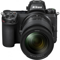 Беззеркальная цифровая камера Nikon Z7II с объективом 24-70 мм f / 4 (VOA070K001)