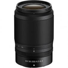 Объектив Nikon NIKKOR Z DX 50-250mm f / 4.5-6.3 VR (JMA707DA)