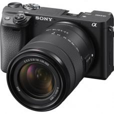 Беззеркальная цифровая камера Sony Alpha a6400 с объективом 18-135 мм (ILCE6400MB.CEC)