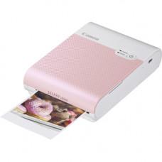 Компактный фотопринтер Canon SELPHY Square QX10 (розовый) 4109C009