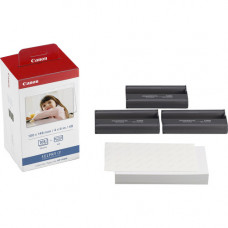 Набор цветных чернил и бумаги Canon KP-108IN (100x148mm, 108 листов) 3115B001