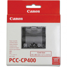 Кассета для бумаги Canon PCC-CP400 54x86mm формата карточки для принтеров SELPHY  (6202B001)