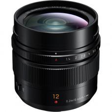 Объектив Panasonic Lumix G H-X012E Leica DG SUMMILUX Micro 4/3 Lens 12 MM F/1.4 ASPH (H-X012E)