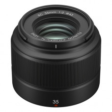 Объектив Fujifilm XC35mm F2.0 black (16647434)