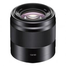 Объектив Sony 50mm f/1.8 OSS (SEL-50F18) черный для NEX
