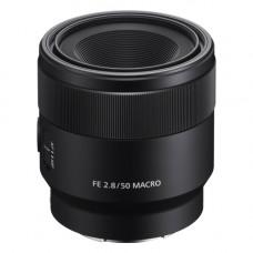 Объектив Sony FE 50mm f/2.8 Macro (SEL-50M28)