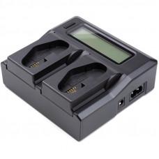 Зарядное устройство PowerPlant Canon LP-E19 для двух аккумуляторов