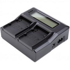 Зарядное устройство PowerPlant Canon BP-A30 для двух аккумуляторов