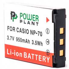 Аккумулятор PowerPlant Casio NP-70 950mAh