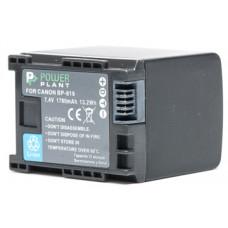 Аккумулятор PowerPlant Canon BP-819 Chip 1780mAh