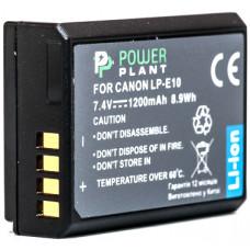 Аккумулятор PowerPlant Canon LP-E10 1200mAh