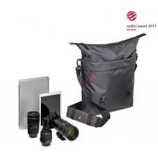 Manhattan Changer-20 сумка плечевая 3в1 для DSLR/CSC