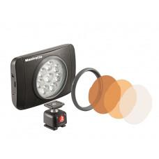 LED светильник Lumimuse с 8 светодиодами и аксесс., черный