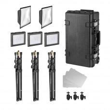 Lykos 2.0, 2-в-1 профессиональный световой комплект