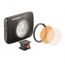 LED светильник Lumimuse с 3 светодиодами и аксесс., черный