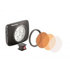 LED светильник Lumimuse с 6 светодиодами и аксесс., черный
