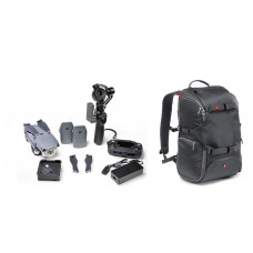 Advanced Travel Grey рюкзак для камеры и ноутбука