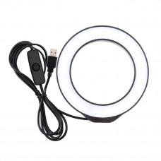 Кольцевая USB LED лампа Puluz  4.7